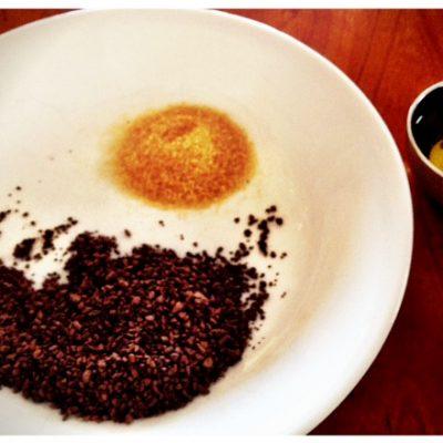 Coffee and Raw Sugar Scrub
