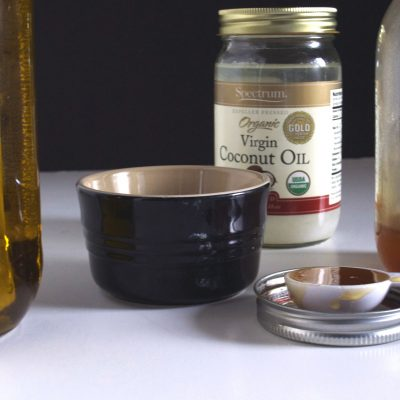 Honey Oil Hair Mask