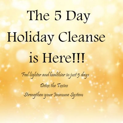 Holiday Cleanse