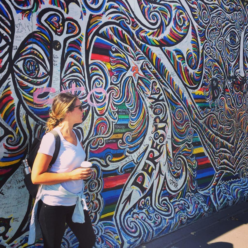 { berlin wall }