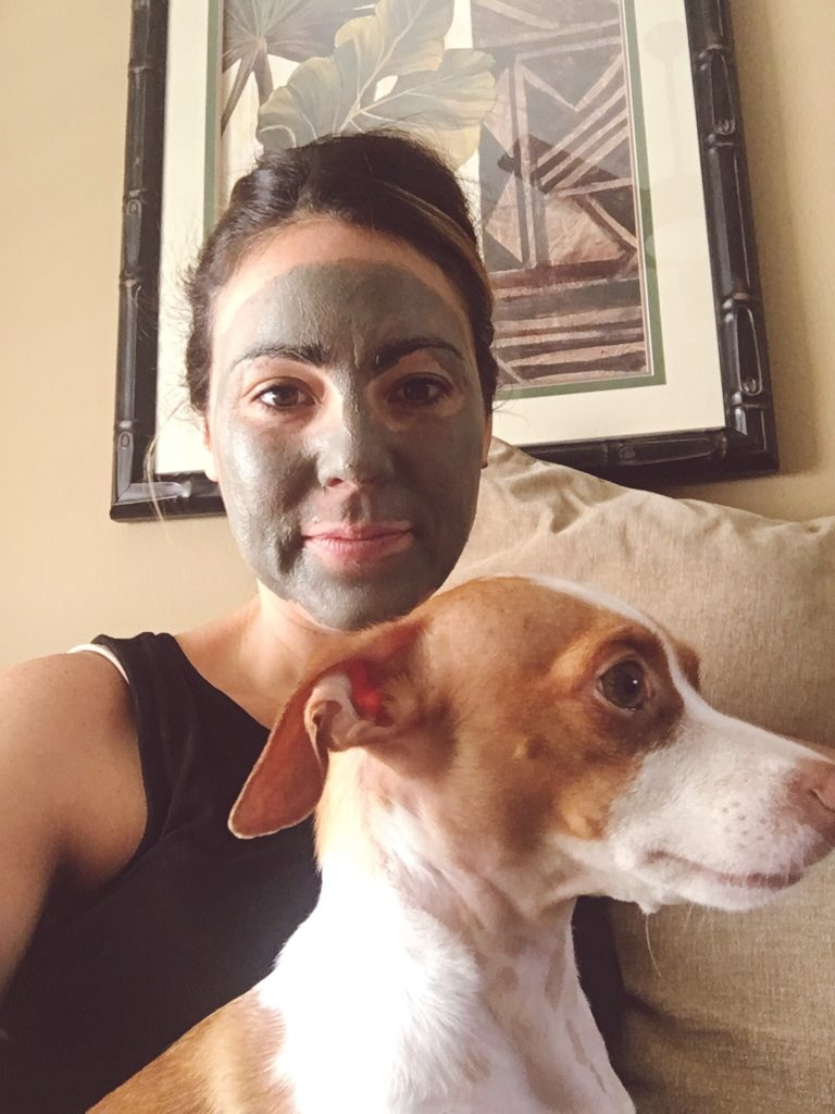 { early football and face masks // multitasking }